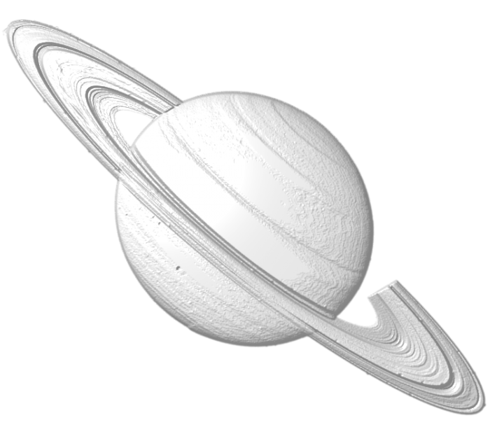 Saturno Png Tumblr Vector, Clipart, PSD.
