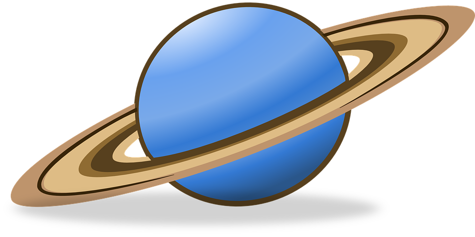 Free vector graphic: Planet, Saturn, Space, Rings.