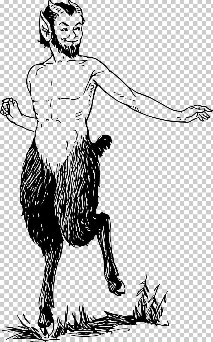 Faun Satyr Greek Mythology Goatman PNG, Clipart, Arm.