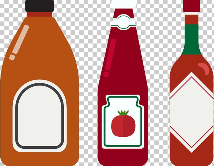 Ketchup Sauce Bottle Tomato PNG, Clipart, Alcohol Bottle.