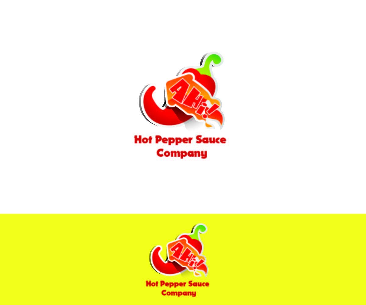 Image result for hot sauce logo design.