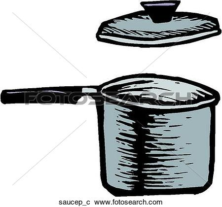 Sauce pan Clipart Royalty Free. 471 sauce pan clip art vector EPS.