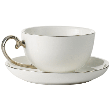 PNG Tea Cup And Saucer Transparent Tea Cup And Saucer.PNG.