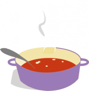 Marinade And Sauces Clipart.