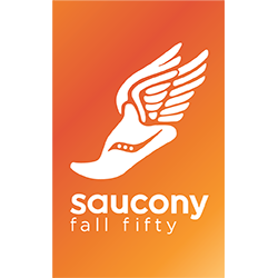 Saucony Fall Fifty.
