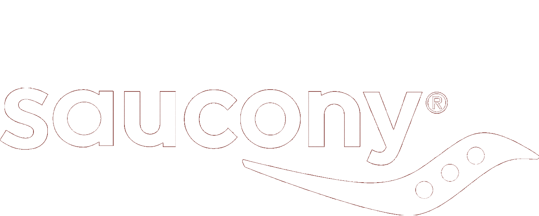 Saucony Logos.