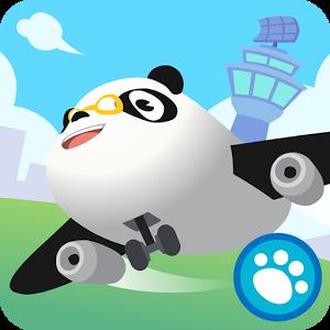 Dr. Pandas Flughafen.