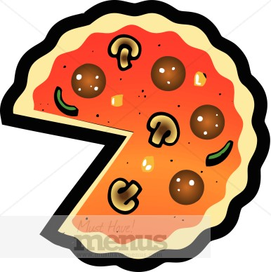 Pizza Crust Clipart.