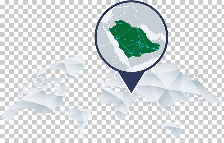 Saudi Arabia Globe Map , Saudia PNG clipart.