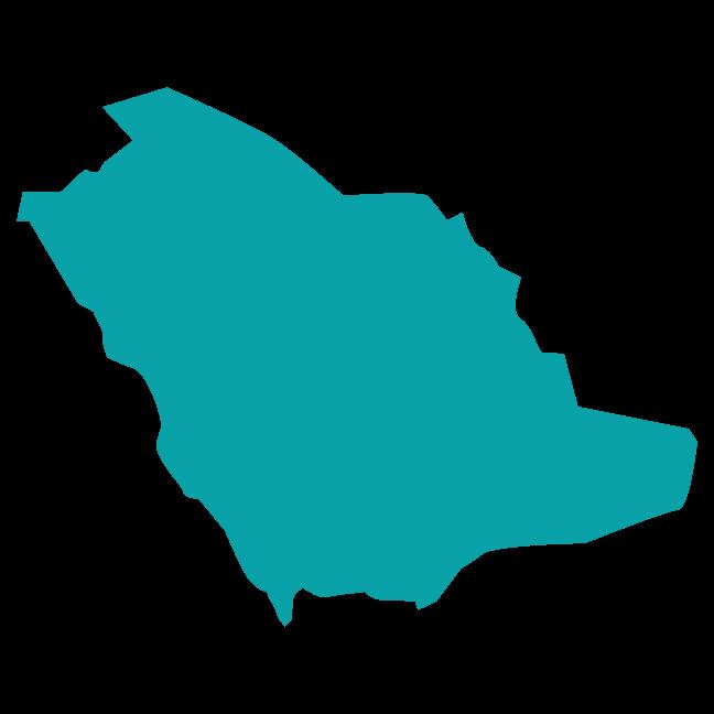 Saudi Arabia.