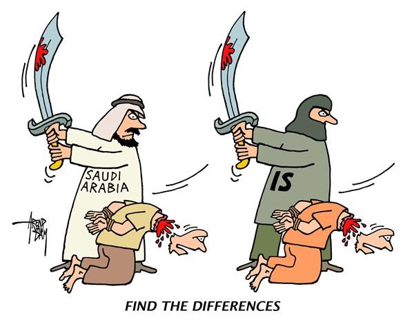Depraved Saudi Justice.