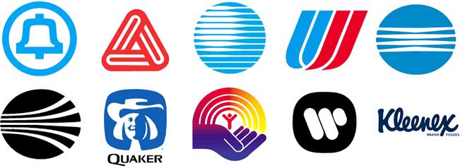 Saul Bass, logos and film titles.