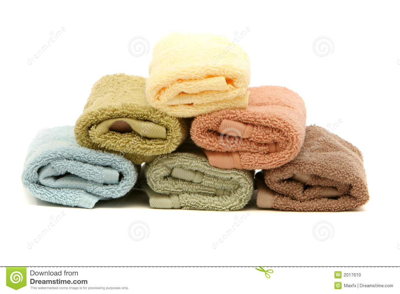 Spa Bath Towel.