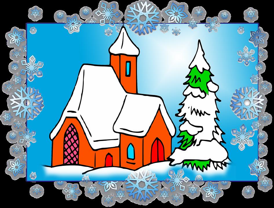 Snow, Religion.