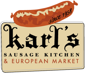 Karl's Sausage Kitchen and European Market.