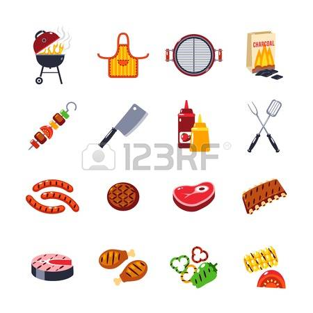 9,568 Barbecue Sausage Cliparts, Stock Vector And Royalty Free.