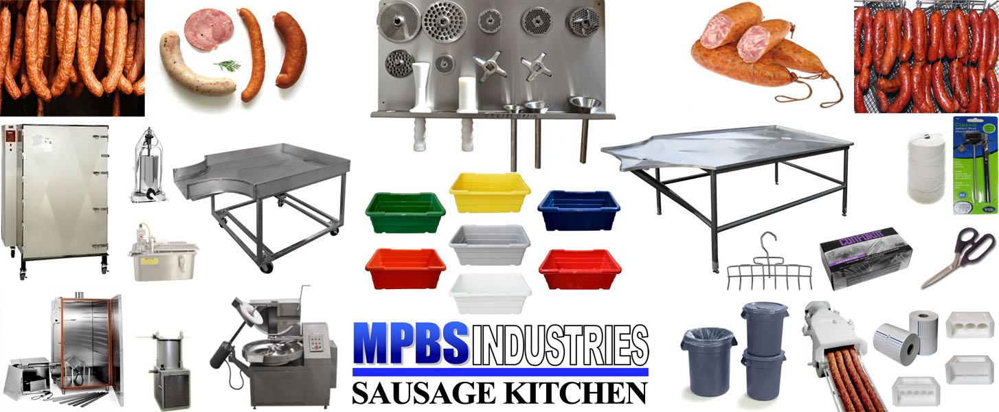 Sausage Kitchen: Lorenzo Barroso SK4.
