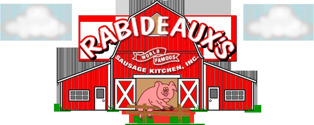 Rabideaux's Sausage Kitchen.