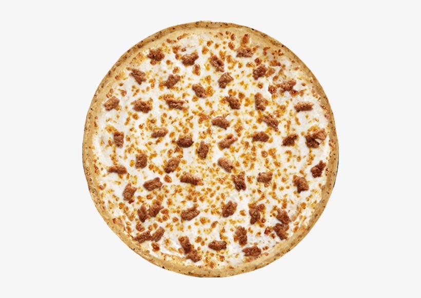 Sausage Pizza.