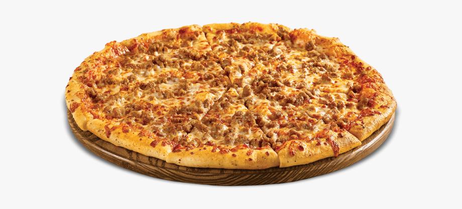 Sausage Pizza Clipart.