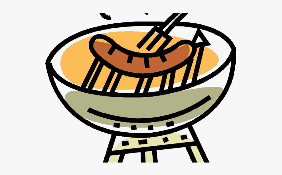Clip Art Sausage Sizzle , Free Transparent Clipart.