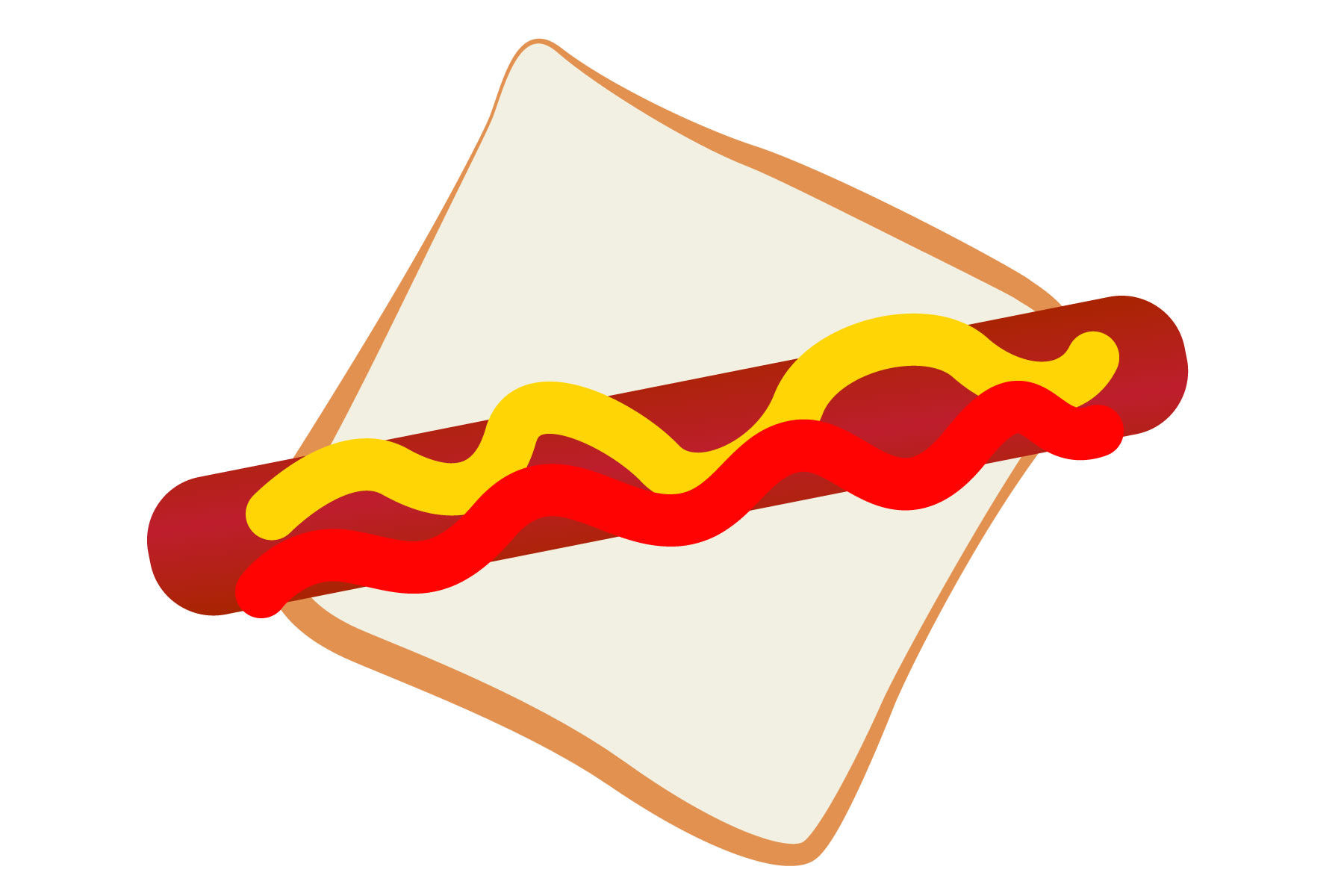 Free Clipart Sausage Sizzle.