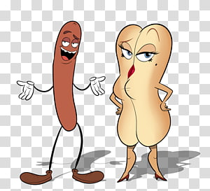 Sausage Sizzle transparent background PNG cliparts free.