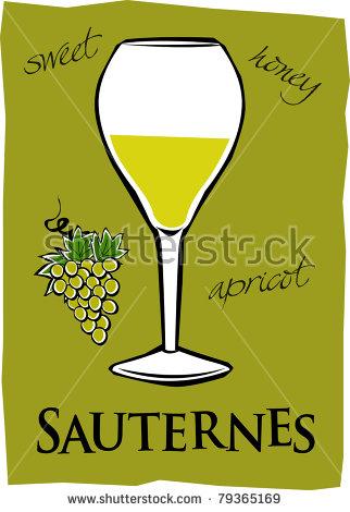 Sauternes Stock Photos, Royalty.