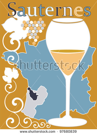 Sauternes Stock Photos, Royalty.