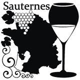 Sauternes Stock Illustrations.