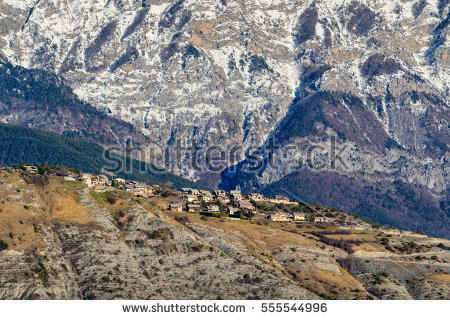 """""""the Southern French Alps"""" Stock Photos, Royalty."""