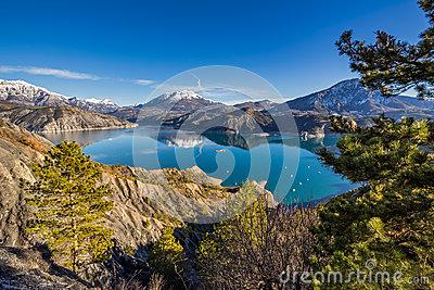 Lake Of Serre.