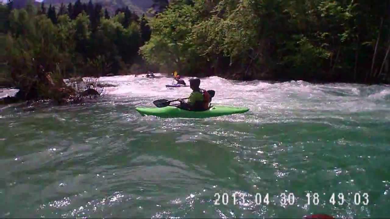 Kayak 2013.