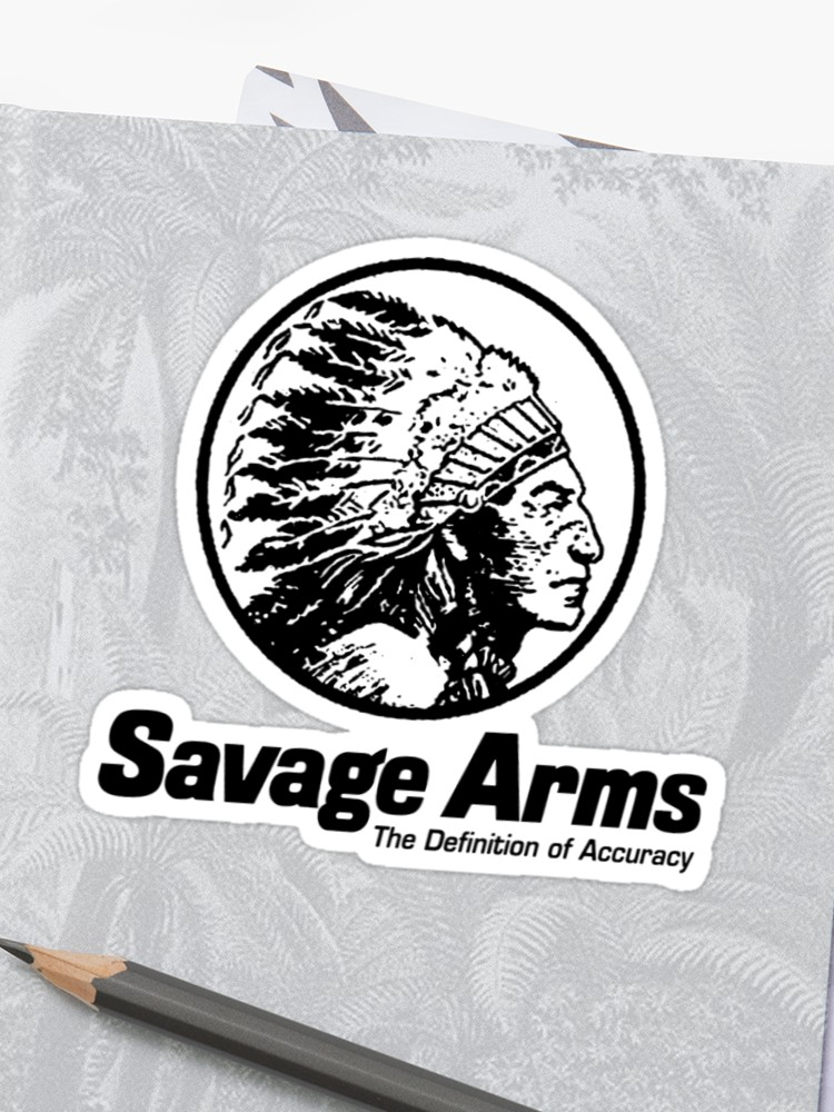 Savage Arms Logo.