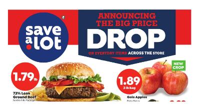 New Logo, Pricing Program at Save.