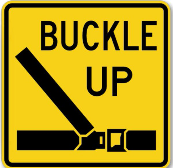 Kentucky State Police urge motorists to buckle up, save lives.