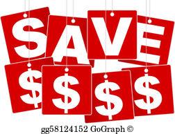 Save Money Clip Art.
