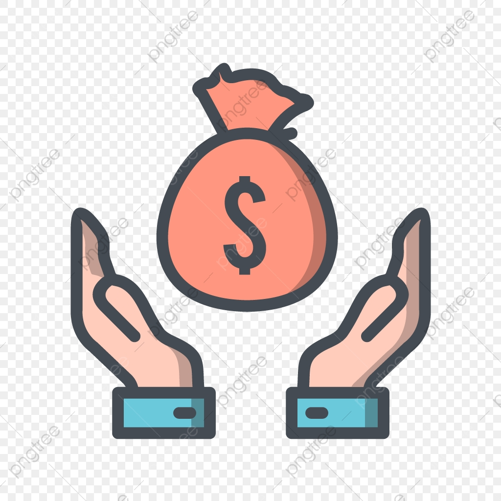 Vector Save Money Icon, Save Money Icon, Money Icon, Savings.