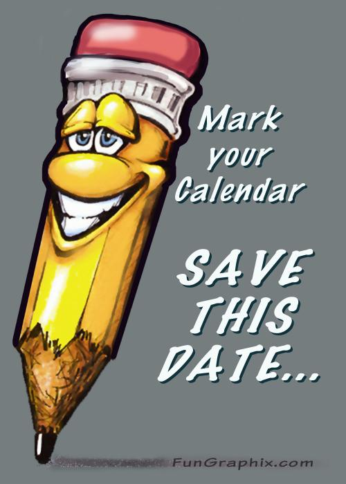 Save The Date Clipart.