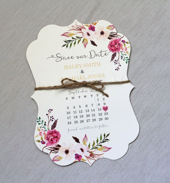 17 Best ideas about Wedding Save The Dates on Pinterest.