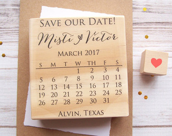 Wedding Save The Dates.