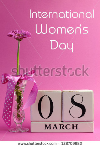 8 March Womens Day Stock Photos, Royalty.