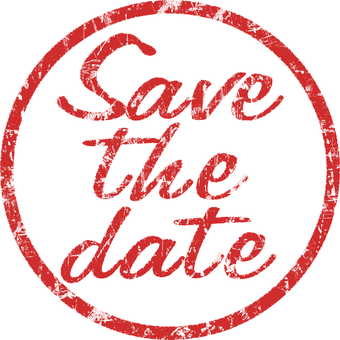 Save the date clipart free clipart images gallery for free.