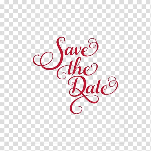 Save the date text, Wedding invitation Save the date.