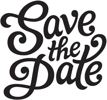 save the date font ?.