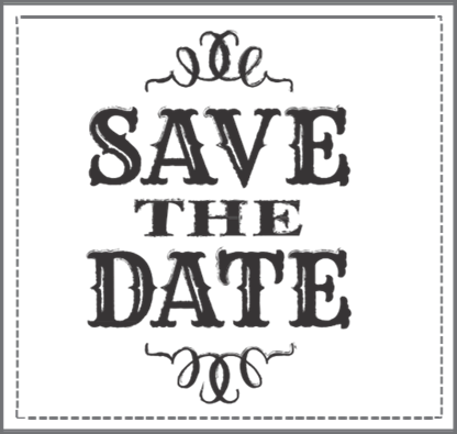 Save the date clipart free getbellhop 2.