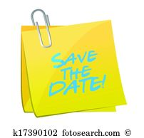 Save date Clipart Illustrations. 11,227 save date clip art vector.