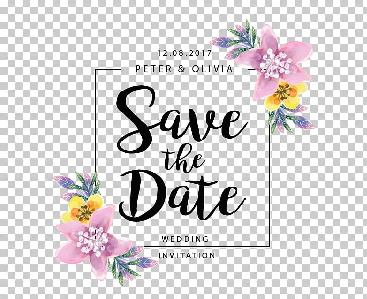 Wedding Save The Date PNG, Clipart, Border, Border Texture.