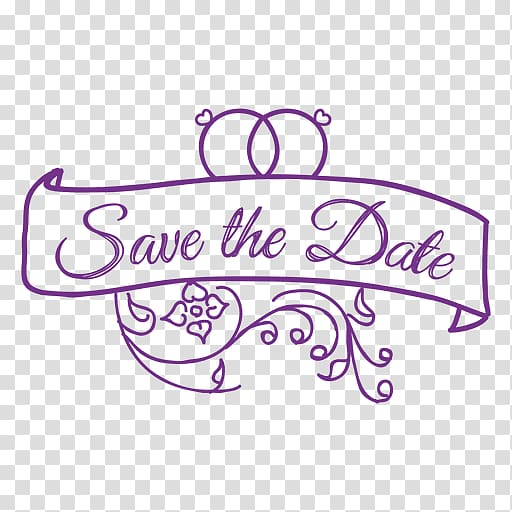 Save the Date template, Wedding invitation Save the date.