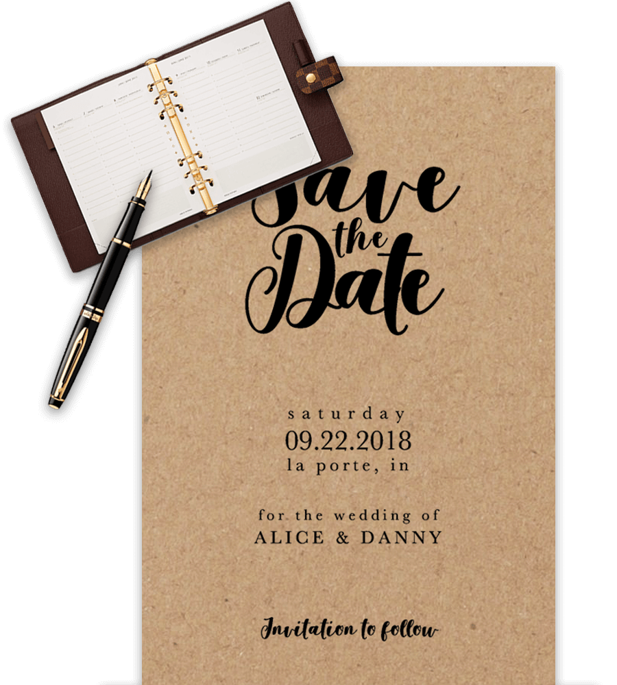 Save the Date Templates for Word [100% Free Download].
